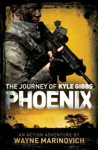 """Phoenix - the journey of Kyle Gibbs - Marinovich Books"""