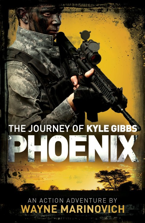 """Phoenix free chapters - the journey of Kyle Gibbs - Marinovich Books"""
