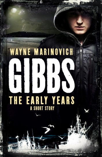 """Gibbs - the early years - Action thriller - Marinovich Books"