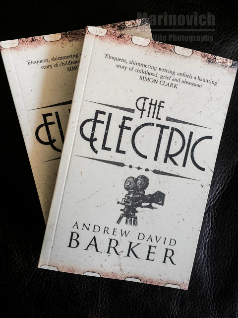 """""""The Electric giveaway"""""""
