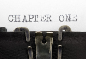 """Writing Tips - Chapter one - Marinovich Books"